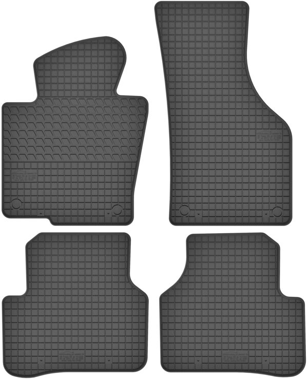 Volkswagen Passat CC (2008-2012) gummimåttesæt (foran og bag)