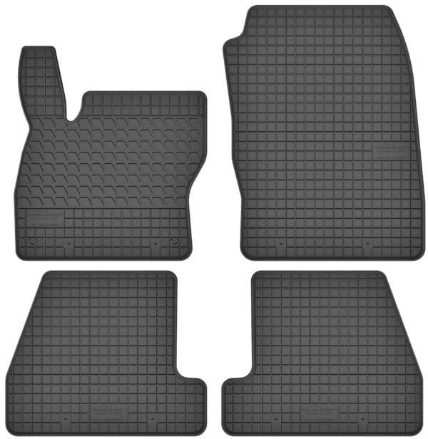 Ford Focus MK3 (2010-2018) gummimåttesæt (foran og bag)