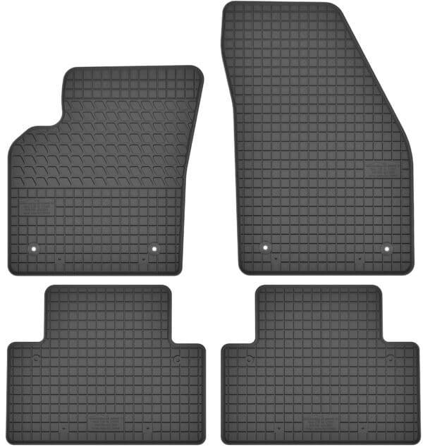 Volvo C30 (2006-2012) gummimåttesæt (foran og bag)
