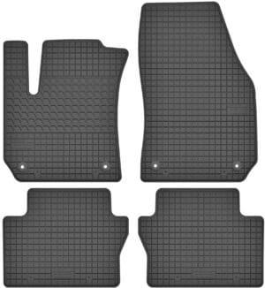 Opel Zafira B (2005-2011) gummimåttesæt (foran og bag)