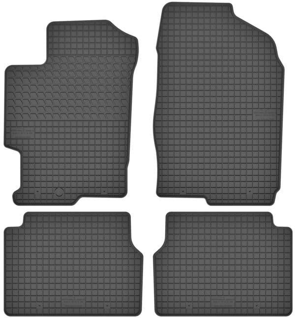 Mazda 6 GG-GY I (2002-2008) gummimåttesæt (foran og bag)