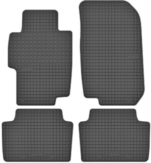 Honda Accord VII (2002-2008) gummimåttesæt (foran og bag)