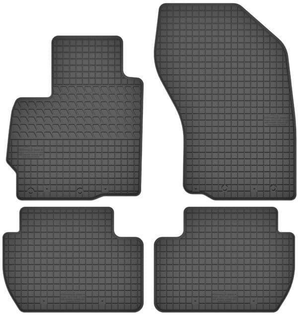 Peugeot 4008 (2012-2016) gummimåttesæt (foran og bag)
