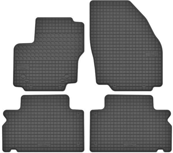 Ford Galaxy II (2006-2015) gummimåttesæt (foran og bag)