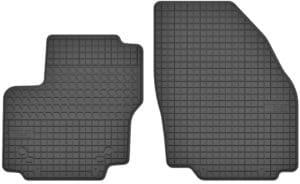 Ford Galaxy II 7 per (2006-2015) gummimåttesæt (foran)