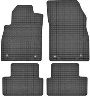 Opel Cascada (fra 2013) gummimåttesæt (foran og bag)