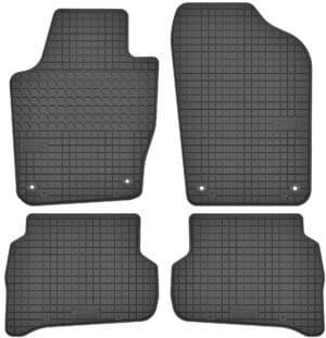 Seat Ibiza IV (2008-2017) gummimåttesæt (foran og bag)