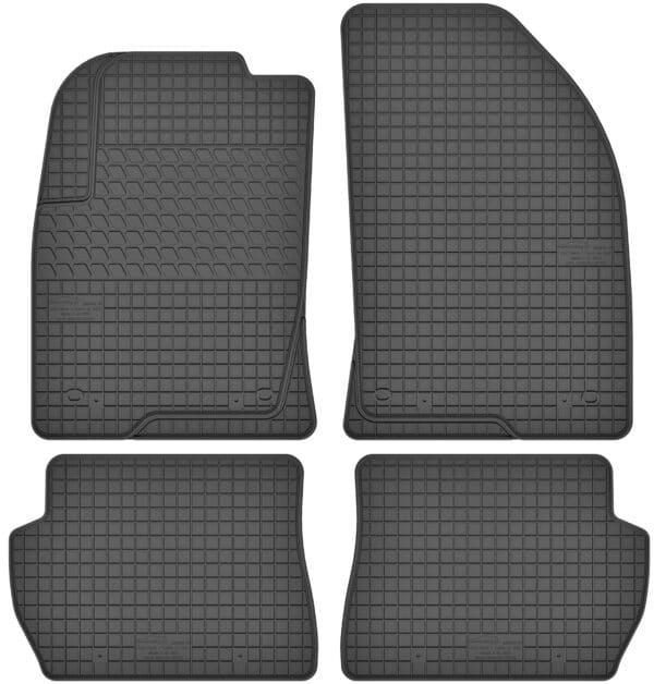 Ford Fusion (2002-2012) gummimåttesæt (foran og bag)