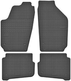 Seat Ibiza III (2002-2008) gummimåttesæt (foran og bag)