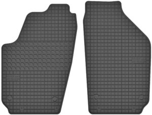 Seat Ibiza III (2002-2008) gummimåttesæt (foran)