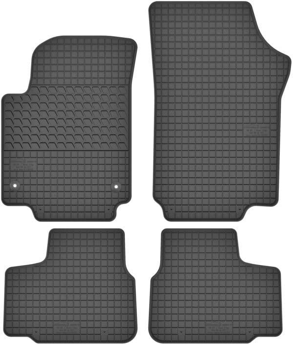 Seat Mii (fra 2011) gummimåttesæt (foran og bag)