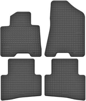 Kia Sportage IV (fra 2016) gummimåttesæt (foran og bag)