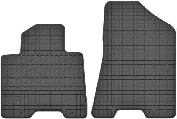 Kia Sportage IV (fra 2016) gummimåttesæt (foran)