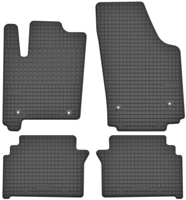 Opel Meriva A (2003-2010) gummimåttesæt (foran og bag)