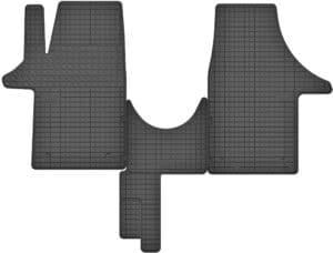 Volkswagen T6 (fra 2015) gummimåttesæt