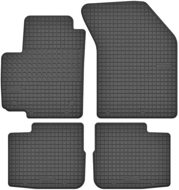 Suzuki Swift III (2005-2010) gummimåttesæt (foran og bag)