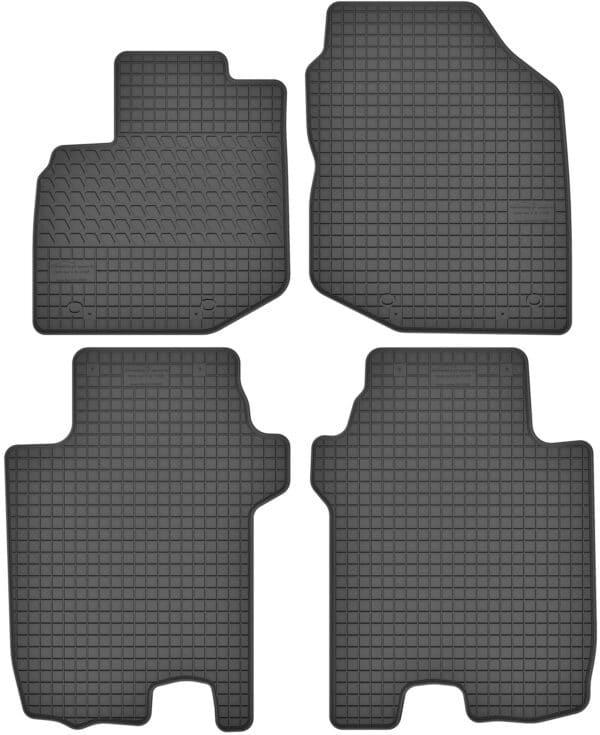 Honda City V (2008-2013) gummimåttesæt (foran og bag)