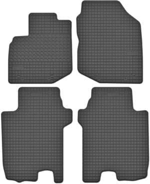 Honda Jazz III (2008-2013) gummimåttesæt (foran og bag)