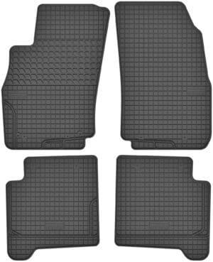 Fiat Punto Evo (2009-2012) gummimåttesæt (foran og bag)