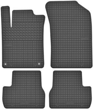 Citroen C3 II (2009-2015) gummimåttesæt (foran og bag)