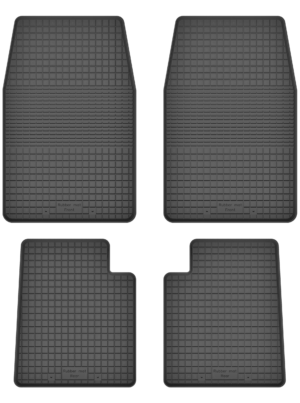 Land Rover Discovery II (1998-2004) universal gummimåttesæt