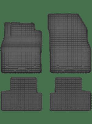 Opel Astra J / IV (fra 2009) universal gummimåttesæt