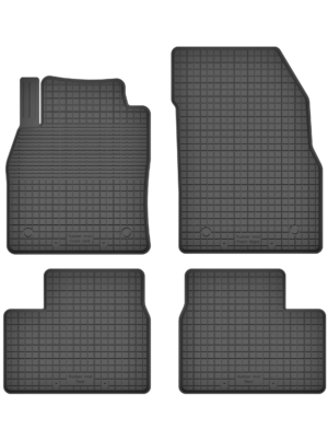 Opel Adam (fra 2012) universal gummimåttesæt