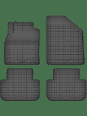 Renault Scenic II (2003-2009) universal gummimåttesæt