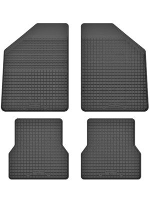 Ford Fiesta MK4 (1995-1999) universal gummimåttesæt