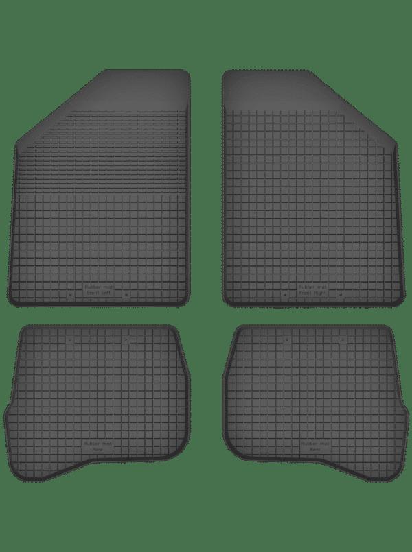 Toyota Corolla VIII E11 (1997-2002) universal gummimåttesæt