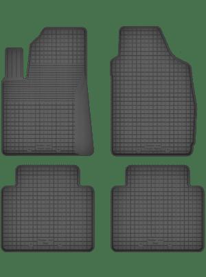 Fiat Panda III (fra 2012) universal gummimåttesæt