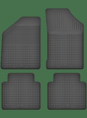 Nissan Murano I (2003-2008) universal gummimåttesæt