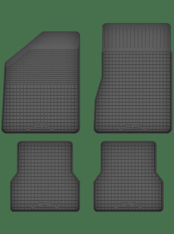 Toyota Rav4 II 5D/2x4 (2000-2006) universal gummimåttesæt