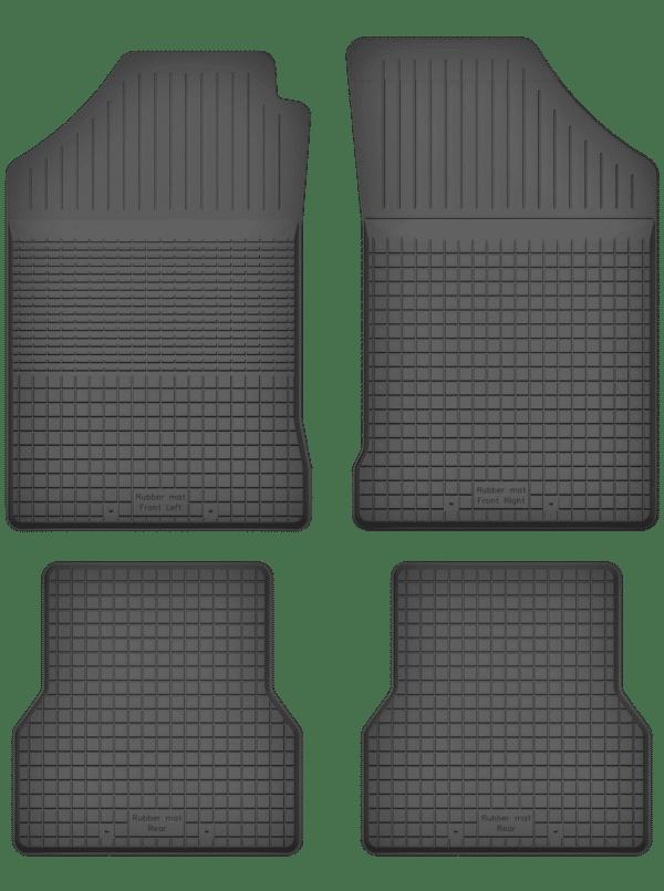 Seat Toledo I (1992-1999) universal gummimåttesæt