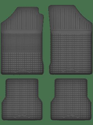 Volkswagen Polo II (1981-1994) universal gummimåttesæt