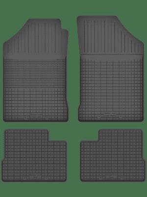 Opel Calibra (1990-1997) universal gummimåttesæt