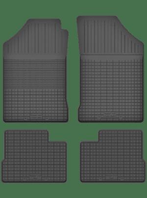 Volkswagen Vento (1991-1997) universal gummimåttesæt