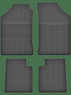 Citroen BX (1982-1993) universal gummimåttesæt