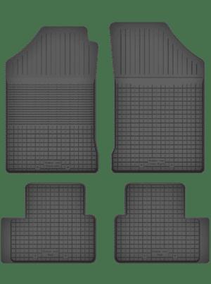 Lancia Ypsilon II (1996-2003) universal gummimåttesæt