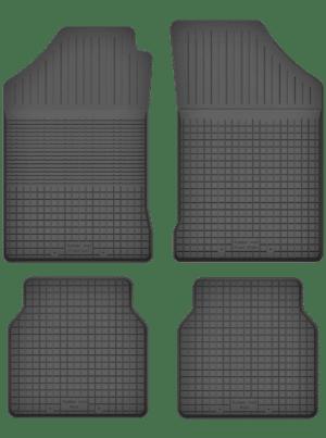 Renault Megane I (1995-2002) universal gummimåttesæt
