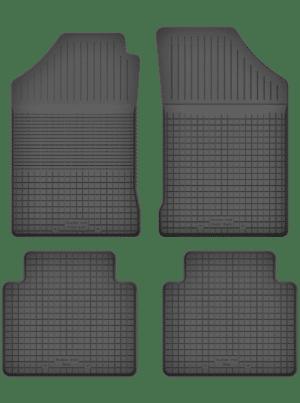 Kia Cerato (2005-2008) universal gummimåttesæt