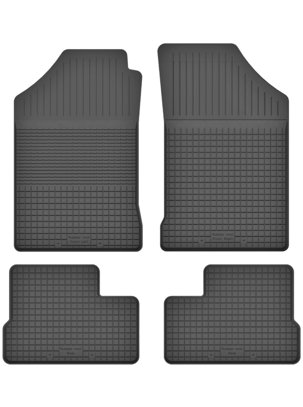 Nissan Micra K11 (1992-2002) universal gummimåttesæt