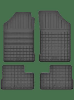 Opel Astra F / I (1992-2002) universal gummimåttesæt
