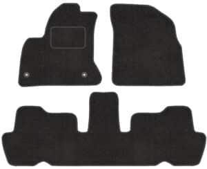 Citroen C4 Picasso I (2006-2013) skræddersyede måtter