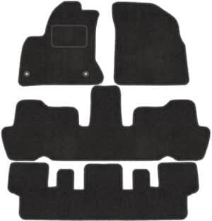 Citroen C4 Picasso I 7 per (2006-2013) skræddersyede måtter