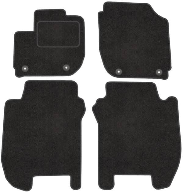 Honda City VI (fra 2013) skræddersyede måtter