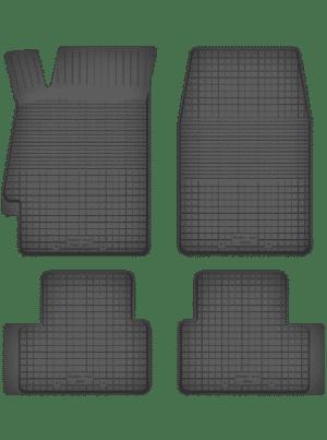 Renault Captur (fra 2013) universal gummimåttesæt
