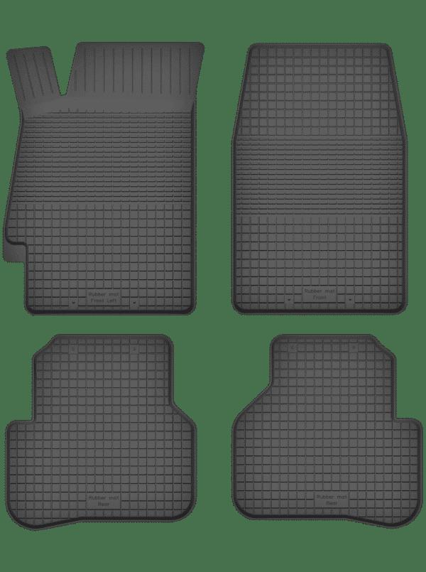 Honda Accord VI (1997-2002) universal gummimåttesæt