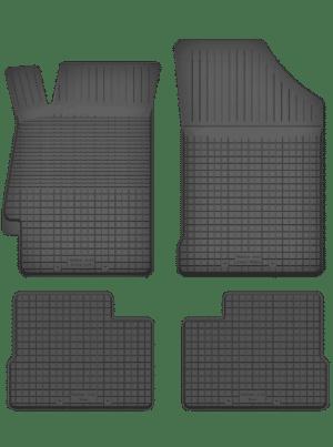 Mazda 6 GG-GY I (2002-2008) universal gummimåttesæt