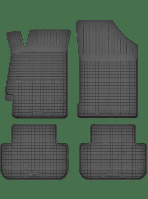 Subaru Impreza II GD (2000-2008) universal gummimåttesæt